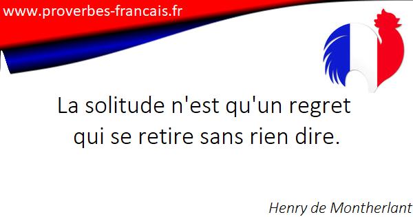 Les Proverbes Et Citations De Henry De Montherlant