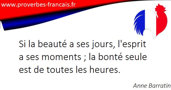 Citations Bonté 77 Citations Sur Bonté