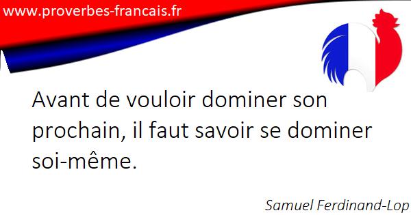 Citations Dominer 39 Citations Sur Dominer