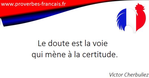 Citations Doute 54 Citations Sur Doute