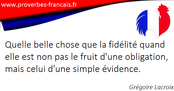 Citations Fidélité 27 Citations Sur Fidélité