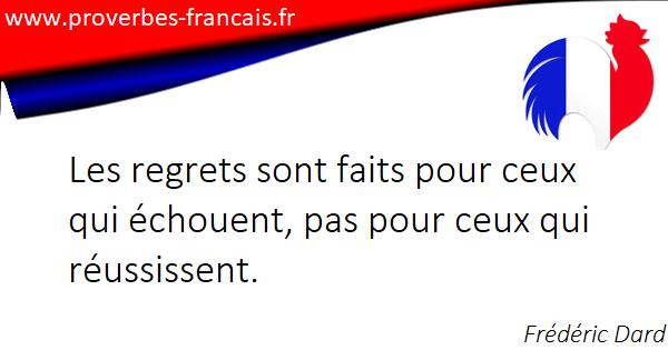 Citations Regret 40 Citations Sur Regret