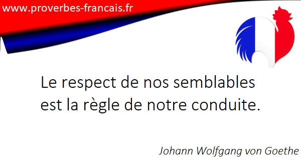 Citations Respect 48 Citations Sur Respect