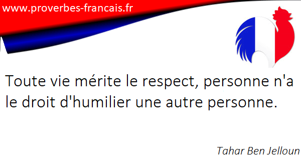 Citations Respect 48 Citations Sur Respect